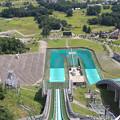 2008年8月〔68〕白馬旅行 ラージヒル さあ飛んでみよう!