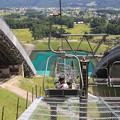 2008年8月〔70〕白馬旅行 リフトからの眺め
