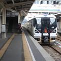 2008年8月〔76〕白馬旅行 帰路 松本まで「あずさ」に乗車