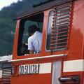 Photos: 1986年8月山陰旅022 DD51(再スキャン)