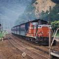 1986年8月山陰旅023 DD51(再スキャン)