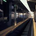 1986年8月山陰旅030 ブルトレ出雲1号 オロネ25 1号車(再スキャン)