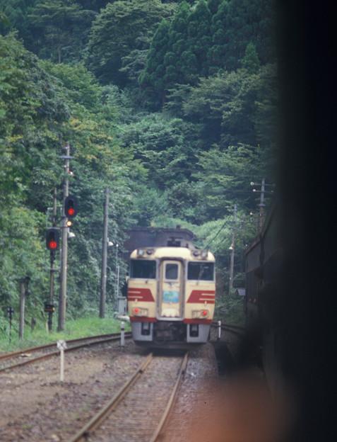 1986年8月山陰旅033 特急まつかぜ(再スキャン)