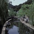 Photos: 1986年8月山陰旅058 城崎の街(再スキャン)