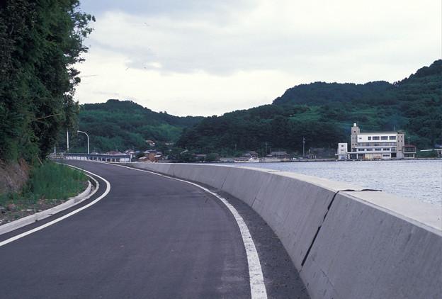 Photos: 1986年8月山陰旅067 隠岐の島 知夫里島(再スキャン)