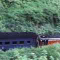 Photos: 1986年8月山陰旅081KR 山陰本線 旧客(再スキャン)