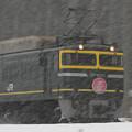 2008年2月 南今庄付近 8002レ