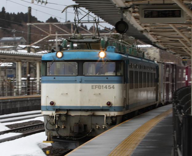 EF81 454号機