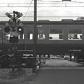 Photos: 1986年頃 旭川の堤防踏切