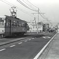 1986年頃 終点の東山へ向かう旧型市電