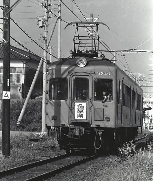 1986年頃 名鉄三河線 碧南行