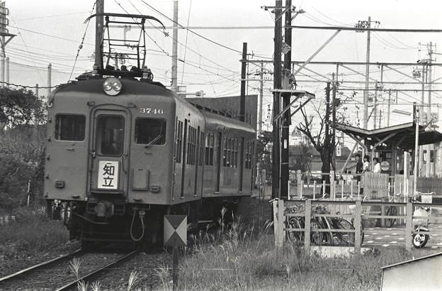 1986年頃 名鉄三河線 知立行