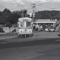 Photos: 1986年頃 東山車庫を出た旧型市電