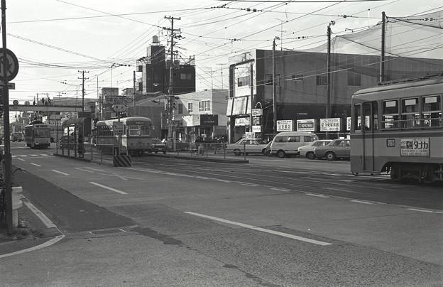 1986年頃 当時あったバッティングセンター