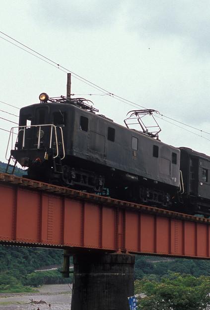 Photos: レトロ機関車