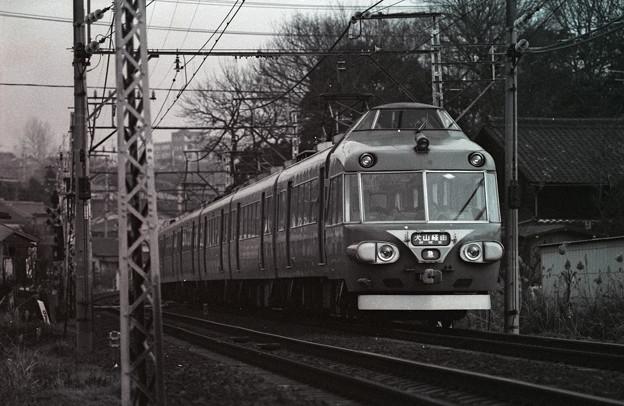 (再スキャン)1986年 7000系パノラマカー