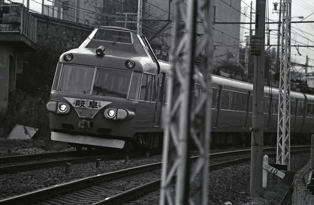 (再スキャン)1986年 7500系パノラマカー
