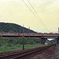 (再スキャン)1990年 485系ボンネット雷鳥(上り)