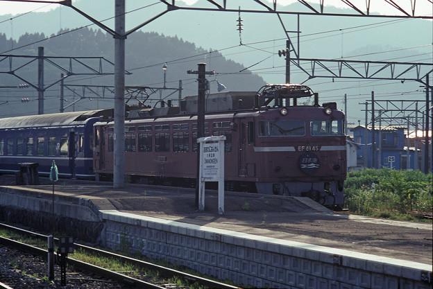 1992年7月(KR)寝台特急日本海 大阪行