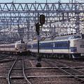 1992年7月(KR)583系&485系 離合
