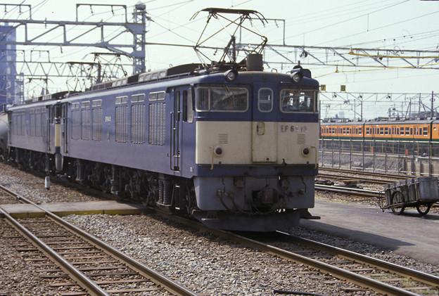 1985年8月(フジクローム100)EF64 稼働中