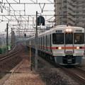Photos: 【ネガ】313系快速 通過