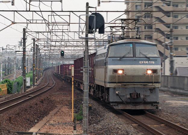 【ネガ】EF66 119号機