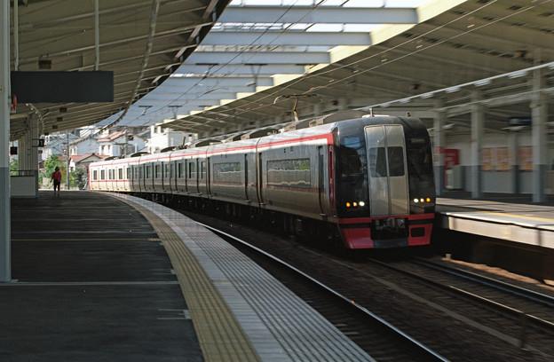 【ネガ】特急 豊橋行き 2200系