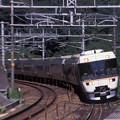 【ポジ】383系 特急しなの 通過