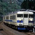 【ポジ】2009年頃 475系(457系)3両×2