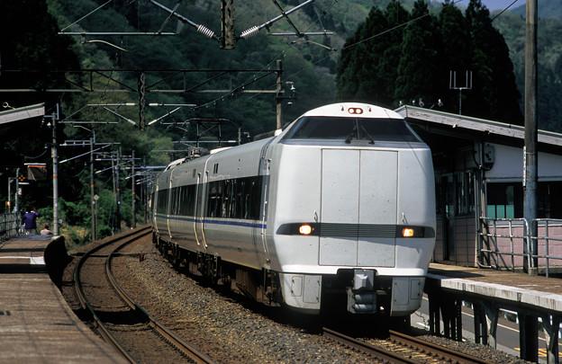 【ポジ】2009年頃 683系1000番台 サンダーバード