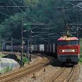 【ポジ】2009年頃 EF510牽引貨物列車