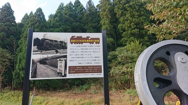 旧北陸線 大桐駅跡