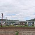北陸新幹線 高層高架橋