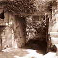 尾道の廃墟