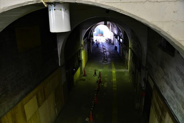 写真: タイムトンネル?