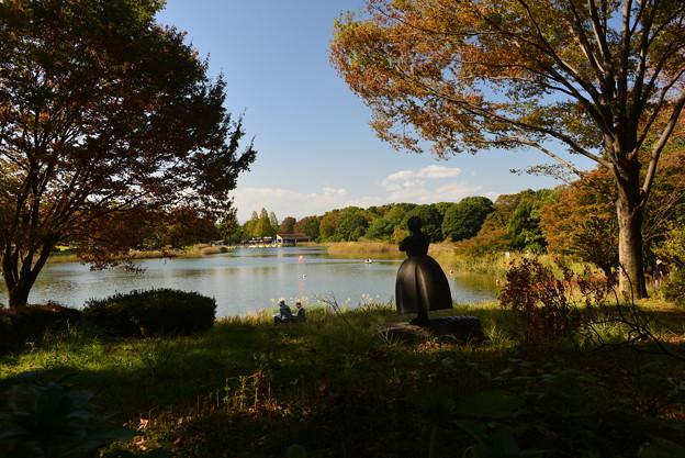 Photos: 初秋の公園