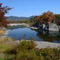 写真: 秋の長瀞