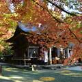 秋色(宝登山神社)