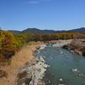 Photos: 秋の荒川