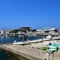 Photos: 夏の漁港2