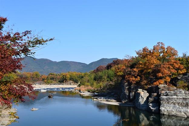 長瀞の秋(2018)