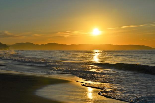 Photos: 朝の海岸