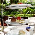 ペナン・五つ星ホテルでアフターヌーンテイ、英国貴族の気分で時間を過ごします。