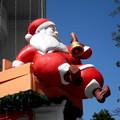 南国のサンタクロースです。 メリークリスマス