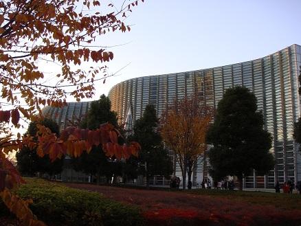 国立新美術館 (2012.12.1)