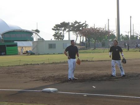 日本ハム・中田翔選手