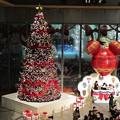 写真: クリスマスツリー (2013.11.23 東京・丸ビル )