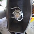 センサーライト、LED化改造