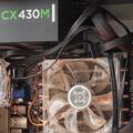 CORSAIR CX SERIES CX430M 430W 80PLUS BRONZE認証取得 PC電源